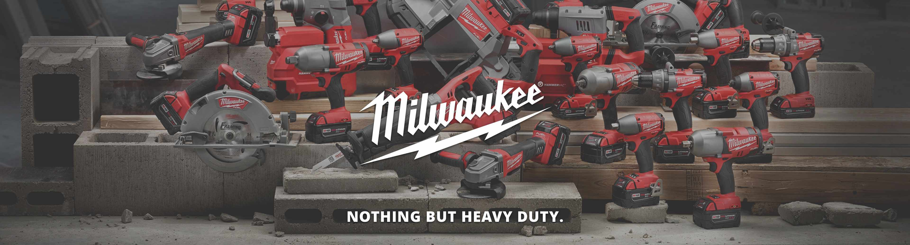 Shop Milwaukee power tools from Miller's Hardware