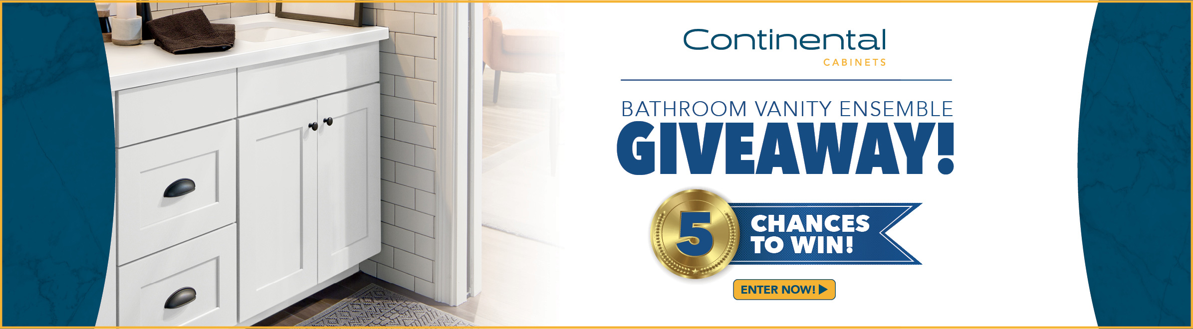 Continental Cabinets Giveaway
