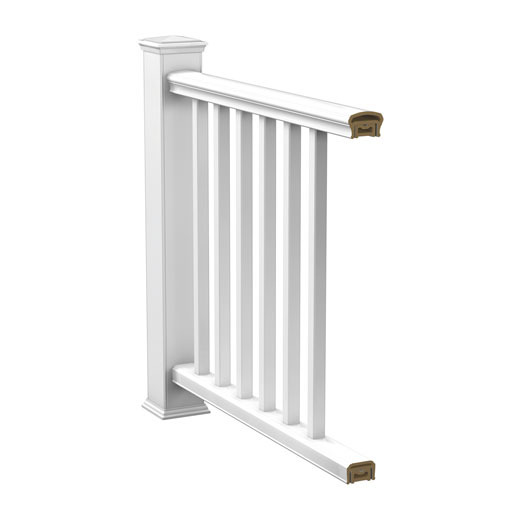 Railings, Balusters & Handrails