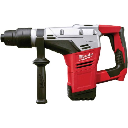 Milwaukee 1-9/16 In. Keyless 10.5-Amp Spline Electric Hammer Drill
