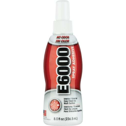 E6000 8 Oz. Spray Adhesive