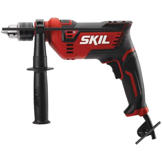 SKIL 1/2 In. Keyed 7.5-Amp VSR Electric Hammer Drill