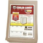 Dial 37 In. W x 37 In. D x 45 In. H Polyester Evaporative Cooler Cover, Down Discharge Image 1