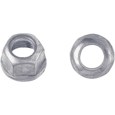 Danco 3/8 In. or 1/2 In. Metal Tailpiece Faucet Nut