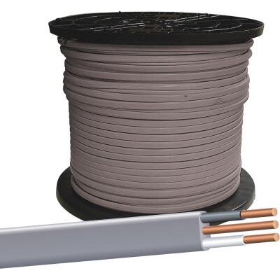 Southwire 400 Ft. 14 AWG 2-Conductor UFW/G Wire