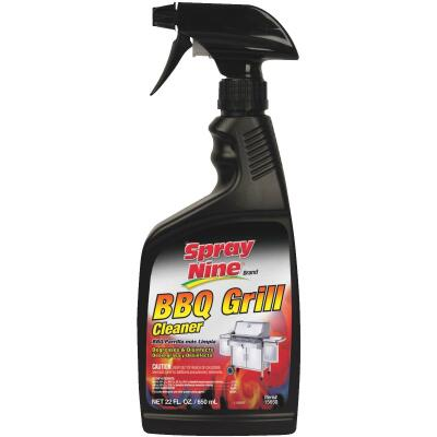 Spray Nine 22 Oz. Barbeque Cleaner