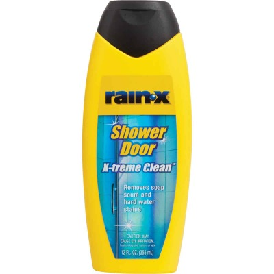 Rain-X 12 Oz. Shower Door X-treme Clean Shower Cleaner