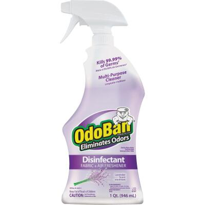 OdoBan 32 Oz. Lavender Washable Surface Sanitizer & Deodorizer