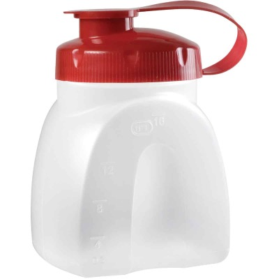 Rubbermaid Servin' Saver 1 Pt. Storage Bottle