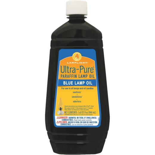Lamplight Farms 32 Oz. Blue Ultra-Pure Lamp Oil