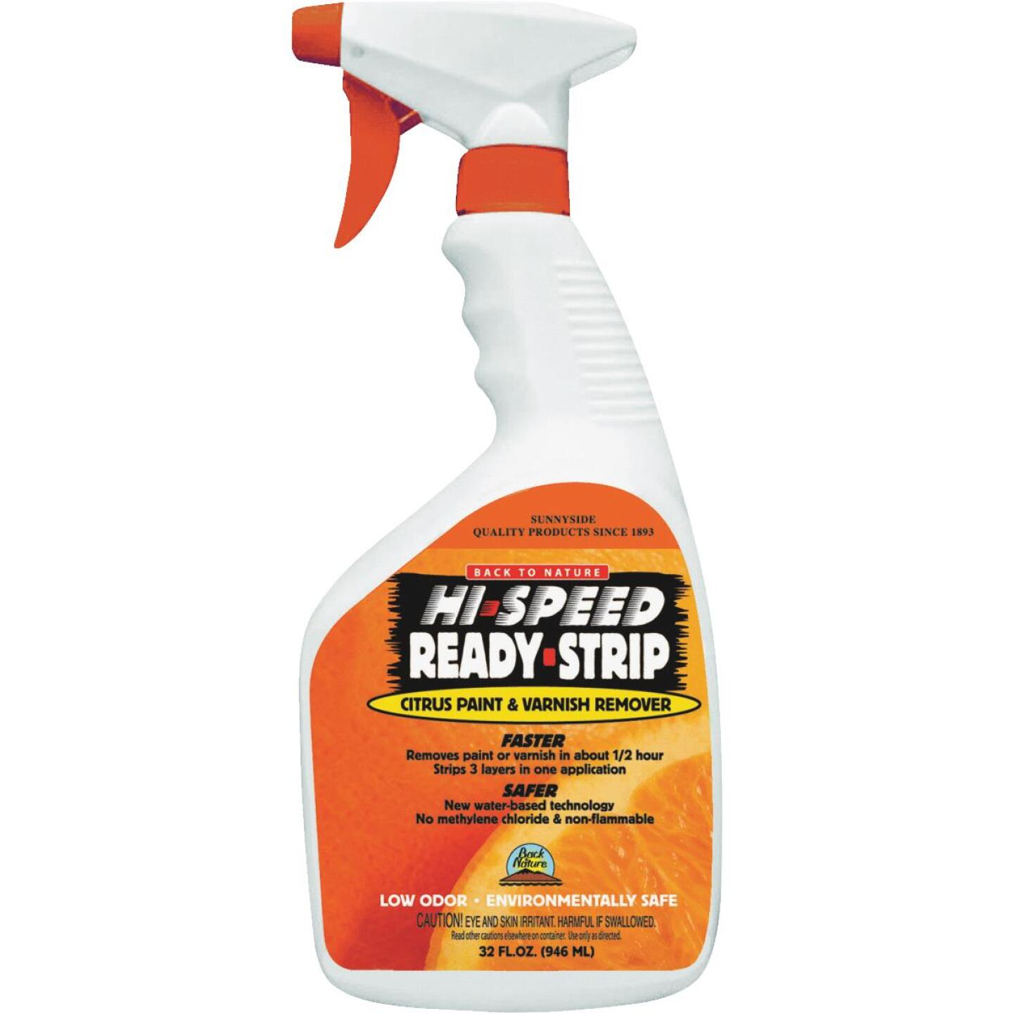 Back to Nature Ready-Strip 32 Oz. Trigger Spray Water-Based, Non-Toxic Remover Image 1