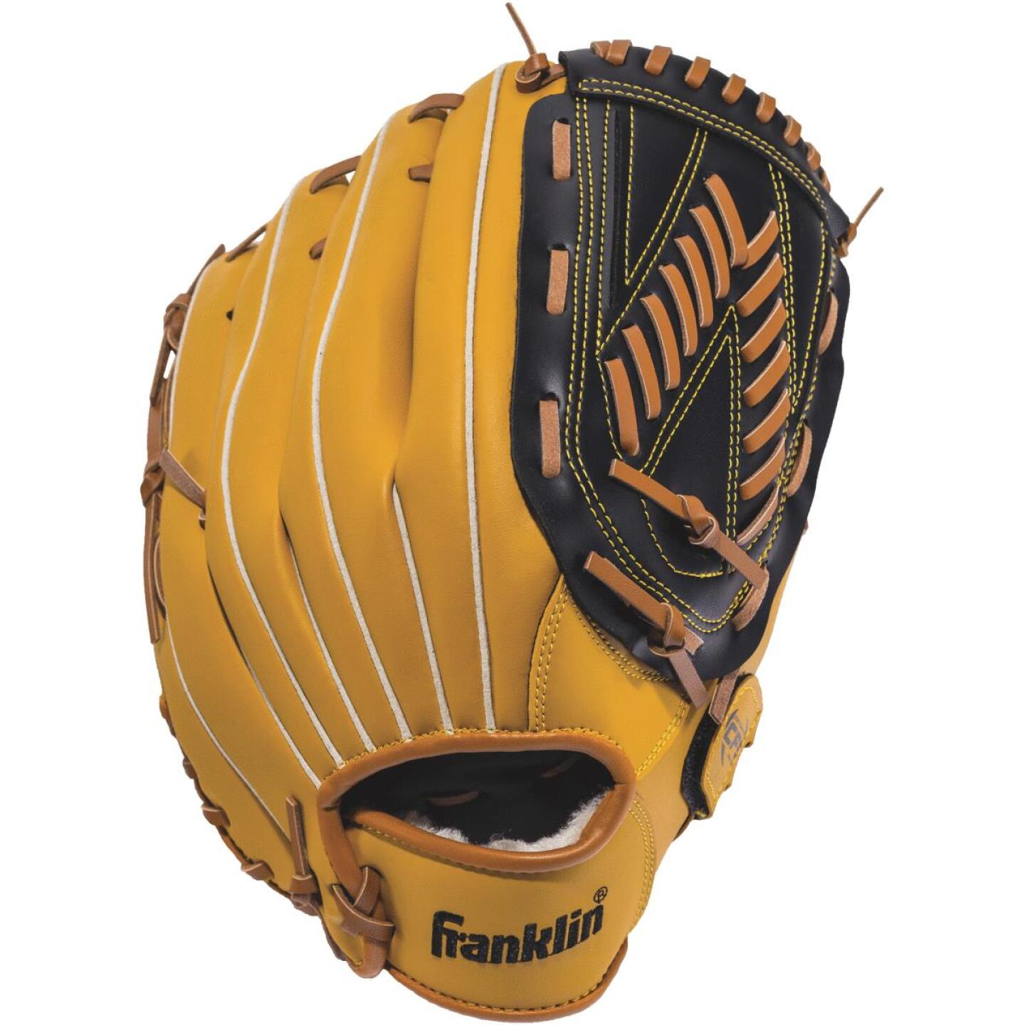 Franklin Field Master Series 13 In. Adult Right-Handed Thrower Baseball/Softball Glove Image 2