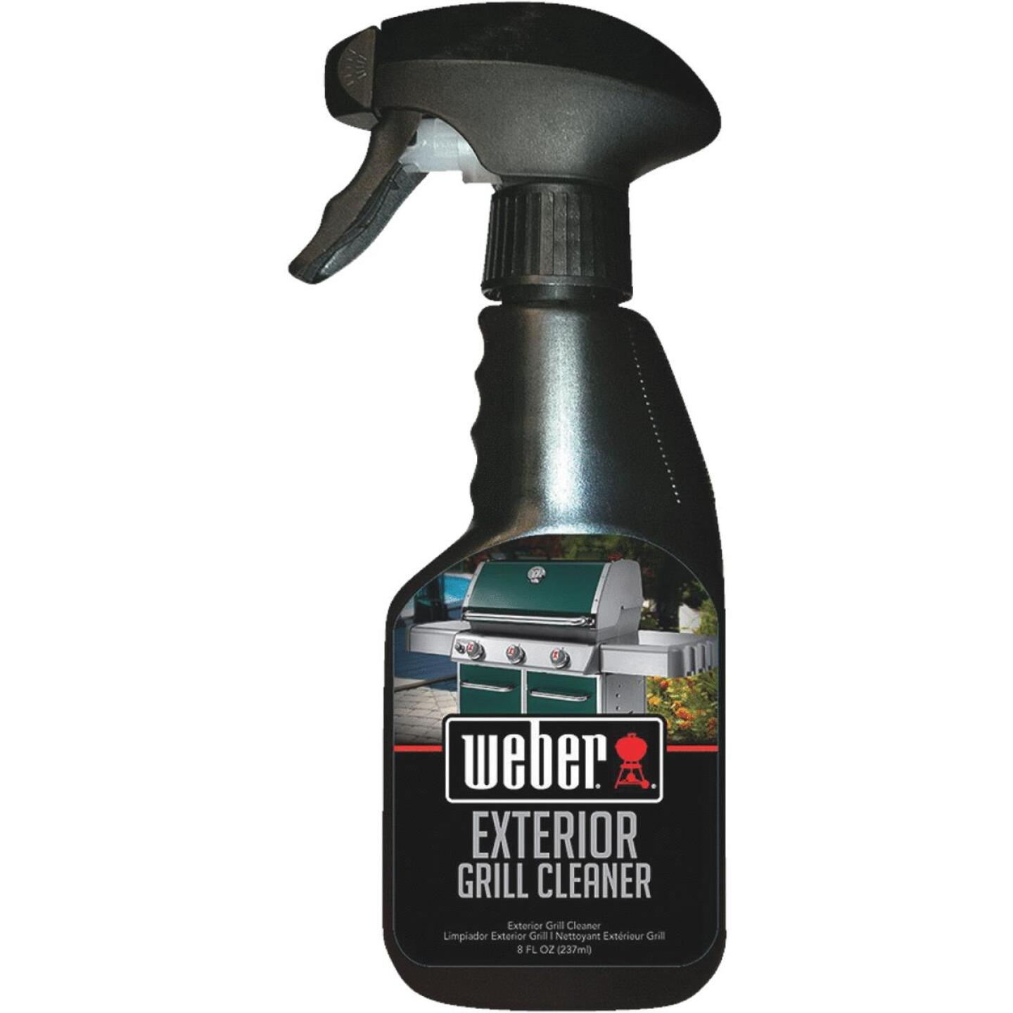 Weber 8 Oz. Grill Exterior Barbeque Cleaner Image 1