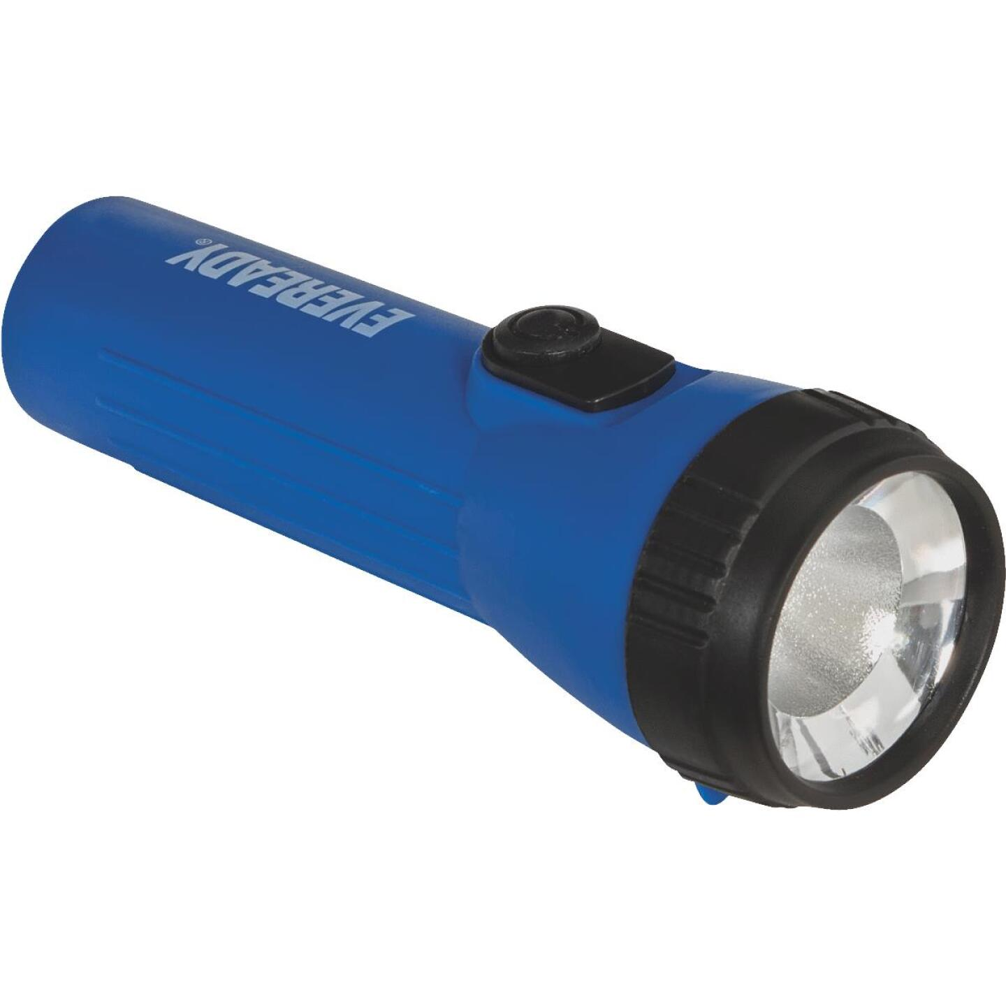 Eveready LED Red Economy Flashlight Image 4