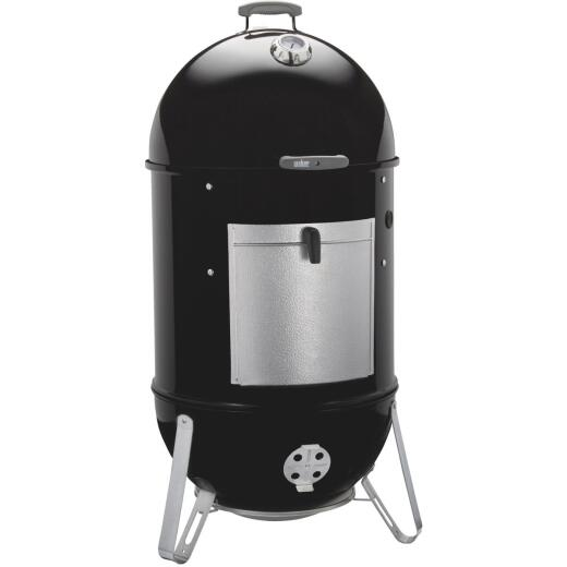 Weber Smokey Mountain Cooker 22 In. Dia. 726 Sq. In. Vertical Charcoal Smoker